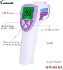 Máy đo nhiệt độ hồng ngoại cơ thể cho bé