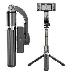 Gậy gimbal stabilizer L08 chống rung quang học – hỗ trợ quay vlog