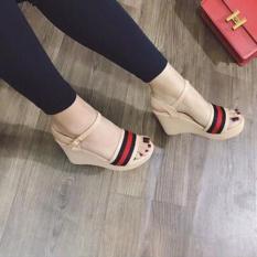 Giày đế xuồng milis 9 phân style Hàn Quốc