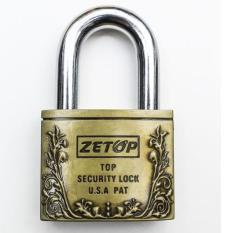 Ổ khóa cửa nhà chống trộm Zetop A9 – 60mm – bảo hành 12 tháng