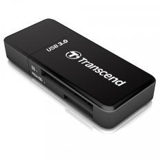 Đầu đọc thẻ nhớ Transcend RDF5K USB 3.0 (Đen)
