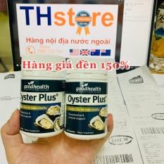 Bill Tinh chất hàu biển GoodHealth Oyster Plus hộp 60 viên cải thiện sinh lực phái mạnh