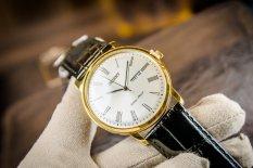 Đồng hồ nam dây da máy pin Orient SUG1R007W6
