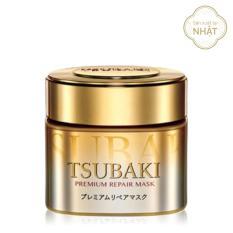 Mặt nạ phục hồi hư tổn tóc cao cấp Tsubaki Premium Repair Mask 180g