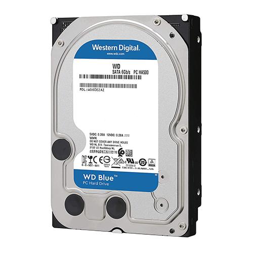 Ổ cứng HDD WD Blue SATA 6GB/s 3.5 inch – Chính Hãng WD – Bảo Hành 2 năm (1 đổi 1)