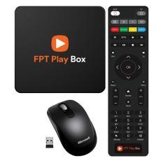 FPT Play Box 2018 – Phiên Bản 4k Tặng Chuột Không Dây Cao Cấp