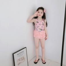 Đồ bơi liền thân bé gái siêu xinh 7-18kg