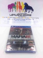 Đĩa game ps4: Mafia 3 Deluxe Edition