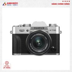 Máy Ảnh Fujifilm X-T30 + KIT 15-45mm – Hàng phân phối chính hãng – Bảo hành 24 tháng toàn quốc