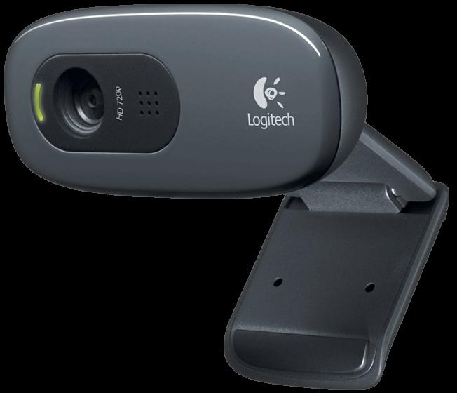 Webcam Logitech C270 3.0Mpx 1280×720 chính hãng – HD Video Web Camera Thông Minh