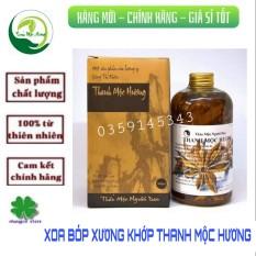 Xoa bóp Thanh Mộc Hương
