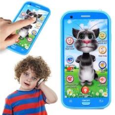 Điện thoại mèo tôm biết nói 10 chức năng – Điện thoại mèo Tôm thông minh cho bé