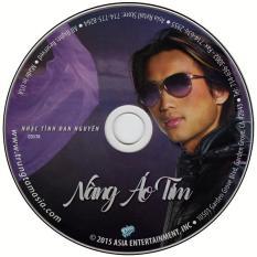 CD ALBUM ĐAN NGUYÊN – NÀNG ÁO TÍM – LOSSLESS