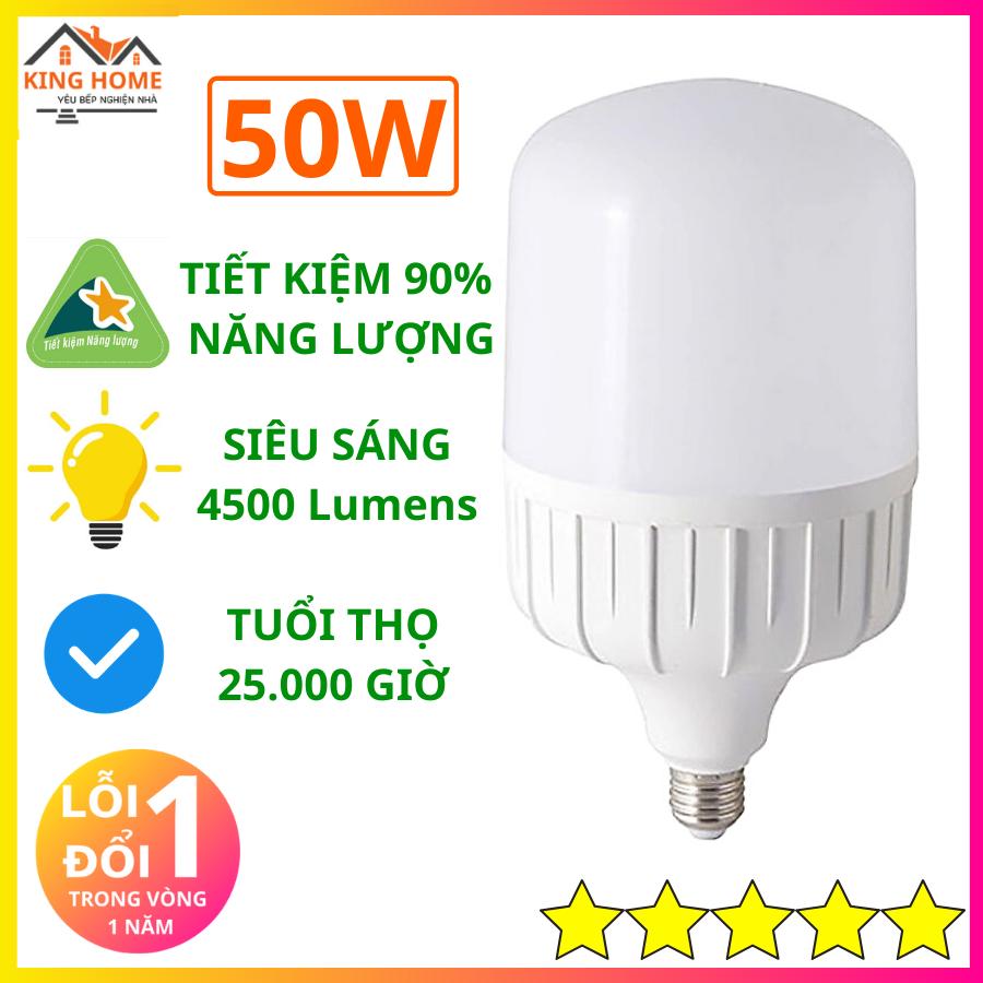 Bóng đèn LED Bulb trụ SIÊU SÁNG Linh Phi – Bóng Led Các Cỡ 5W-65W Tiết Kiệm 90% Điện Năng So Với Bóng Thường – GIÁ RẺ CHẤT LƯỢNG TỐT
