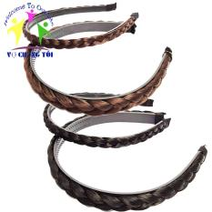 Băng Đô Cài Tóc Bờm Tóc Tết Thắt Bím Hàn Quốc Siêu Đẹp – Thương Hiệu VỢ CHỒNG TÔI