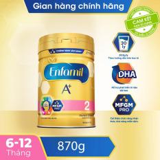 CRM-Sữa Enfa S2 870g