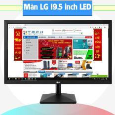 Màn hình máy tính LG 20 inch, màn hình máy tính chơi Game giá rẻ, monitor, màn hình LED phân giải 1366×768 kết nối Dsub/ Vga.