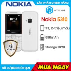 Điện thoại Nokia 5310 (2020) – Hàng chính hãng, Bảo hành 12 tháng [Điện thoại giá rẻ]
