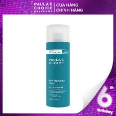 Nước hoa hồng Cân Bằng độ ẩm và Điều Chỉnh Lỗ Chân Lông Paula's Choice Skin Balancing Pore Reducing Toner 190ml 1350