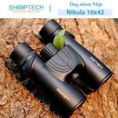 Ống nhòm 2 mắt Nikula 10×42 cao cấp – Tầm nhìn xa 1000m – Chuyên dụng du lịch, dã ngoại, đi rừng, săn ong, xem thể thao, ca nhạc