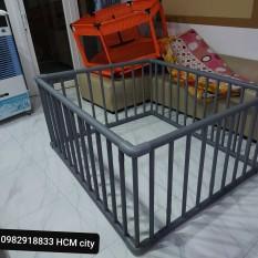 Cũi em bé PVC 1.6mx2m