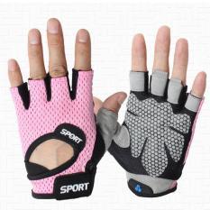 Găng tay tập Gym thời trang – Găng tay hãng Sport cao cấp