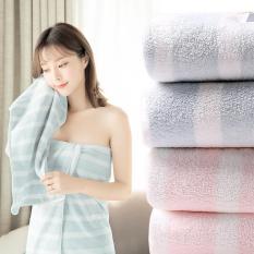 [ KHĂN RẤT MỀM MỊN ] Combo 03 Khăn Tắm 70cm x 30cm Hàn Quốc Cao Cấp – Bách hoá khăn tắm tốt giá rẻ uy tín.