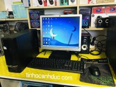 Bộ máy tính để bàn mini pc Acer Core2 Ram 4G HDD 250g kèm màn hình 17 TẶNG kèm phím chuột đầy đủ WIFI LOA văn phòng nghe nhạc xem phim mượt