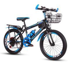 Xe đạp thể thao,xe đạp cho trẻ em Size 20-22-24 inch phù hợp từ 6-17 tuổi (Đỏ, Xanh)