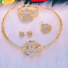 Bộ trang sức vàng Midoshop VB427051902- làm quà tặng bất ngờ vô cùng ý nghĩa