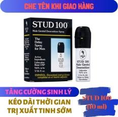 Chai xịt STUD 100 cao cấp (10ml) – hàng chính hãng