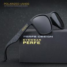 Mắt kính phân cực polarized chống chói, chống tia UV, kính tráng gương, kính mát nam PERFE – Mã số: MK1905