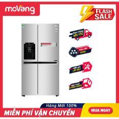 [TRẢ GÓP 0%] Tủ lạnh LG Inverter 601 lít GR-D247JDS