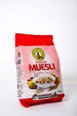 Ngũ cốc rang dinh dưỡng ngoại nhập Australia Toasted MUESLI 750g