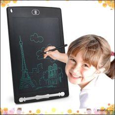 Bảng viết thông minh LCD tự xóa 8.5 inch TẶNG 5 KHẨU TRANG VẢI KHÁNG KHUẨN 2 LỚP