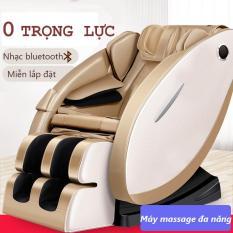 Ghế mát xa toàn thân thông minh đa năng, kết lối Bluetooth phát nhạc Osaky