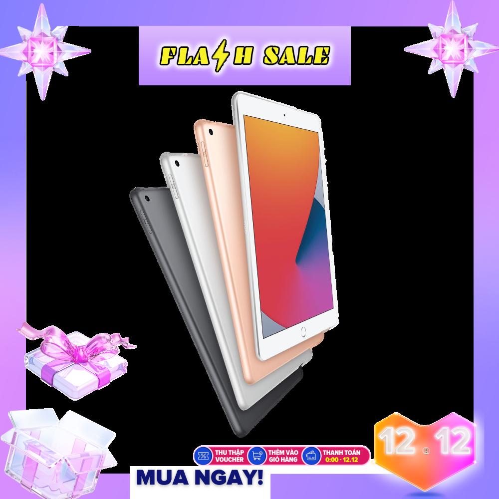 Máy Tính Bảng Apple iPad Gen 8 2020 wifi – Hàng Chính Hãng ZA/A