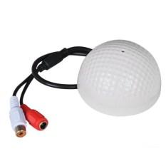 Micro thu âm dùng cho đầu ghi ahd chất lượng cao