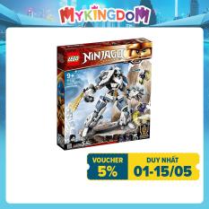 MYKINGDOM – LEGO NINJAGO Đồ chơi xếp hình, láp ráp LEGO NINJAGO Chiến Giáp Titan Của Zane 71738