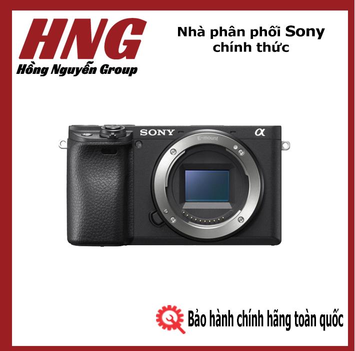 Máy ảnh Sony Alpha 6400 ( Body ) – Hàng phân phối chính hãng – Bảo hành 2 năm
