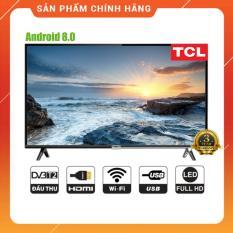 Android Tivi Led TCL 43 inch Full HD – Model 43S6500 (Đen) Tìm kiếm bằng giọng nói, Tích hợp DVB-T2, Wifi