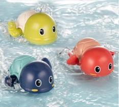 COMBO 3 Rùa bơi trong nước vặn cót – Đồ chơi nhà tắm cho bé [MẪU HOT 2020]