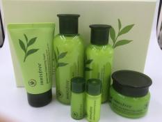 Bộ dưỡng trà xanh Innisfree Green Tea Balancing Special Skin Care Set 6 in 1