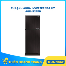 Tủ Lạnh AQUA Inverter 204 Lít AQR-I227BN