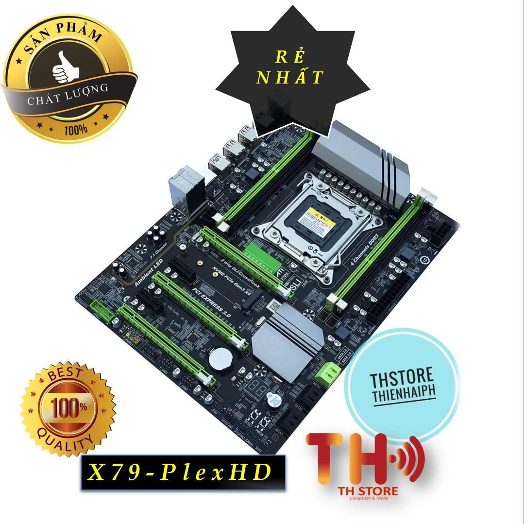 Main X79 socket 2011 cho Cpu i7 - E5 v1 + v2