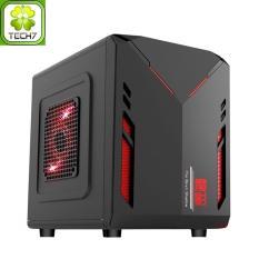 Thùng máy tính mini HTPC Phantom Raiders Black
