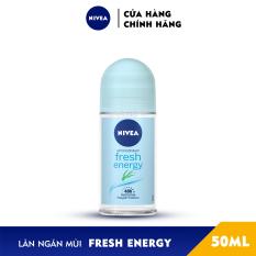 Lăn Ngăn Mùi NIVEA Fresh Energy Tươi Mát Sức Sống (50ml) – 83754