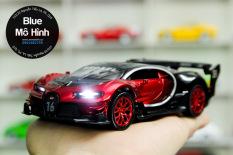 Mô hình xe Bugatti Vision Double Horses 1:32