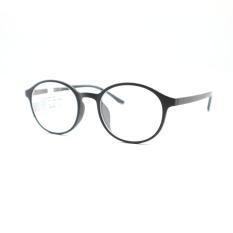 Kính cận thời trang Wide Vision 6013 từ -0.50 đến – 8.00 độ màu đen nhám- kính đã có độ