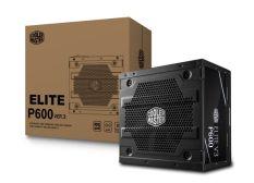 [Nhập ELJAN11 giảm 10%, tối đa 200k, đơn từ 99k]Nguồn máy tính Cooler Master Elite V3 230V PC600 600W (Màu Đen)